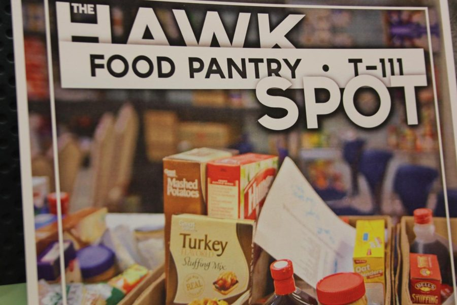 Hawk Spot offers support to students