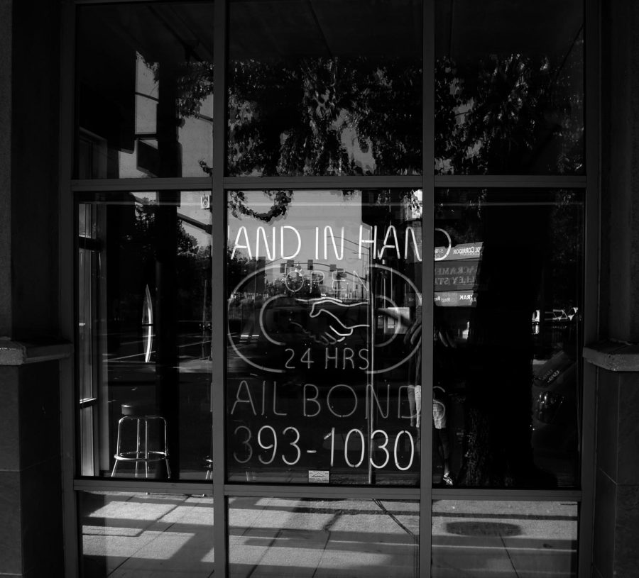A 24-hour bail bond service located in Downtown Sacramento.