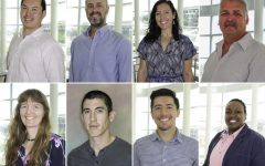 New faculty begin first semester on campus