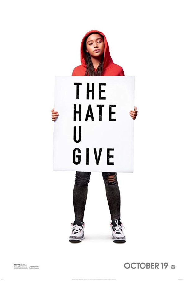 'The Hate U Give' pays homage to #BlackLivesMatter