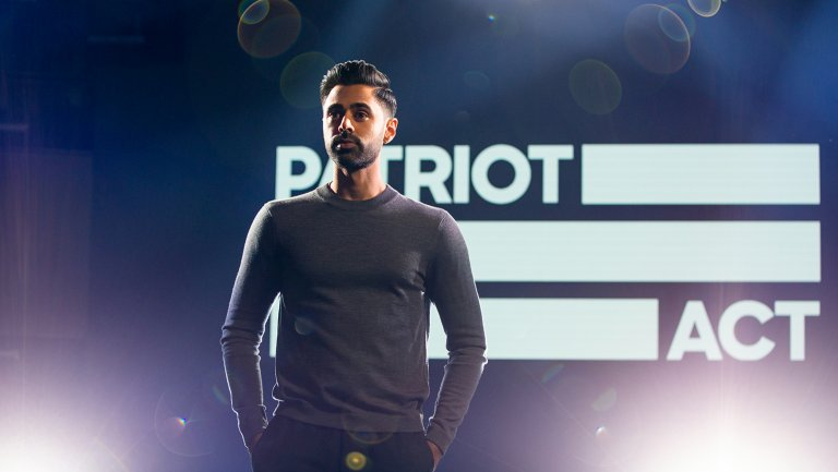 Hasan Minhaj hosts