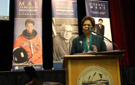 Former professor delivers Black History keynote