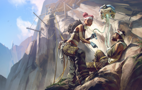 'Apex Legends' is a free and rare loot