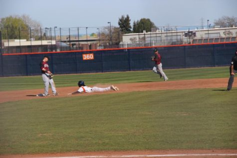 Hawks shutout College of Marin in playoff opener