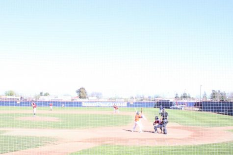 Baseball team defeats Sacramento City College two games in a row