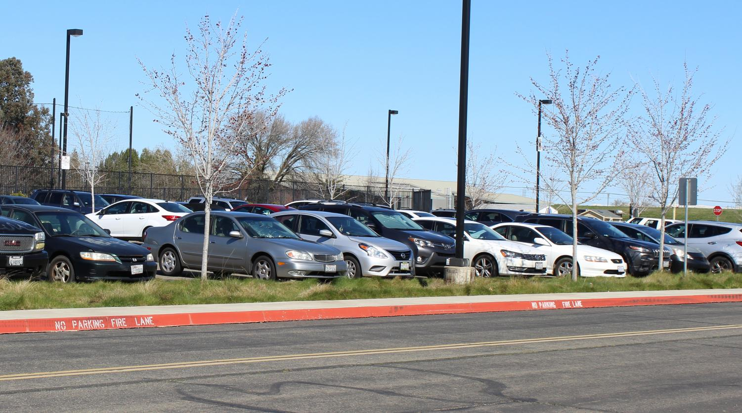 If Assembly Bill 302 is passed, homeless community college students would be permitted to park in safe lots.