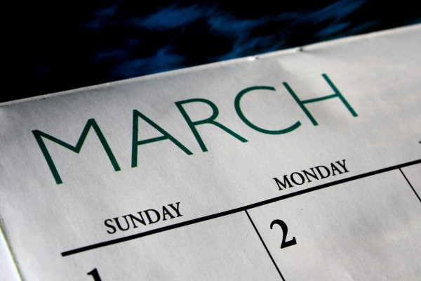 This month seriously needs to march off the calendar