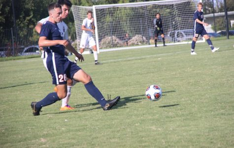 The men's soccer team is hopeful despite consecutively losing three games this season. The team, primarily comprised of freshmen, hopes to look past that and continue working hard.