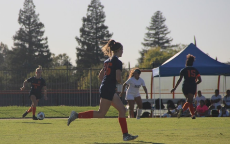 Women's soccer remain undefeated in Big 8 conference