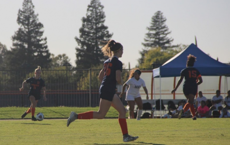 The Hawks played against Modesto Junior College's Pirates on Tuesday. The game ended with a 5-0 score.
