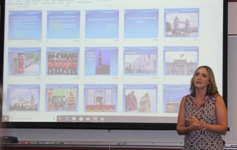 Event highlights study abroad programs outside the U.S