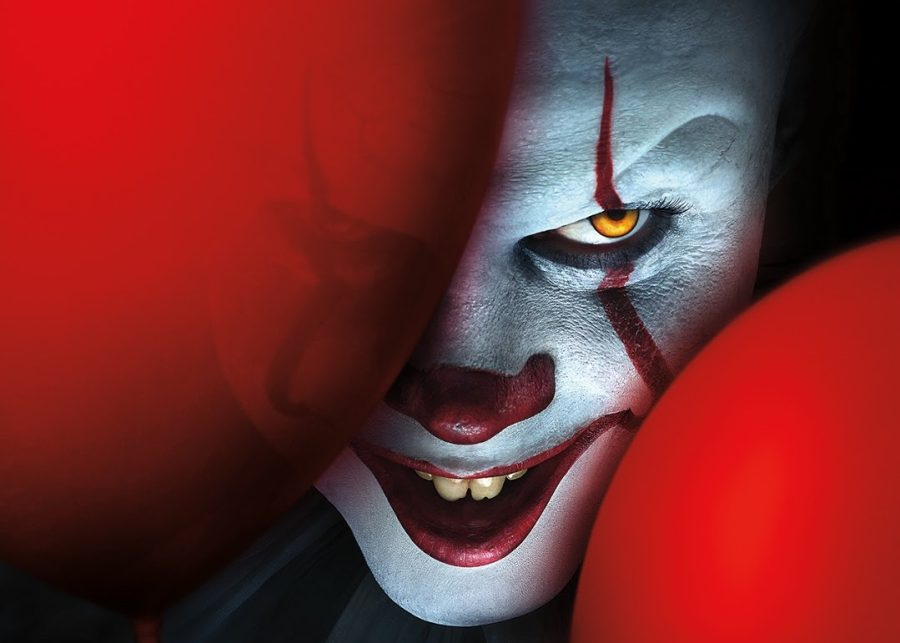 Pennywise the clown makes a comeback in