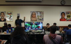 Students connect through video games