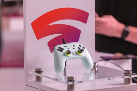 Stadia, which is Google