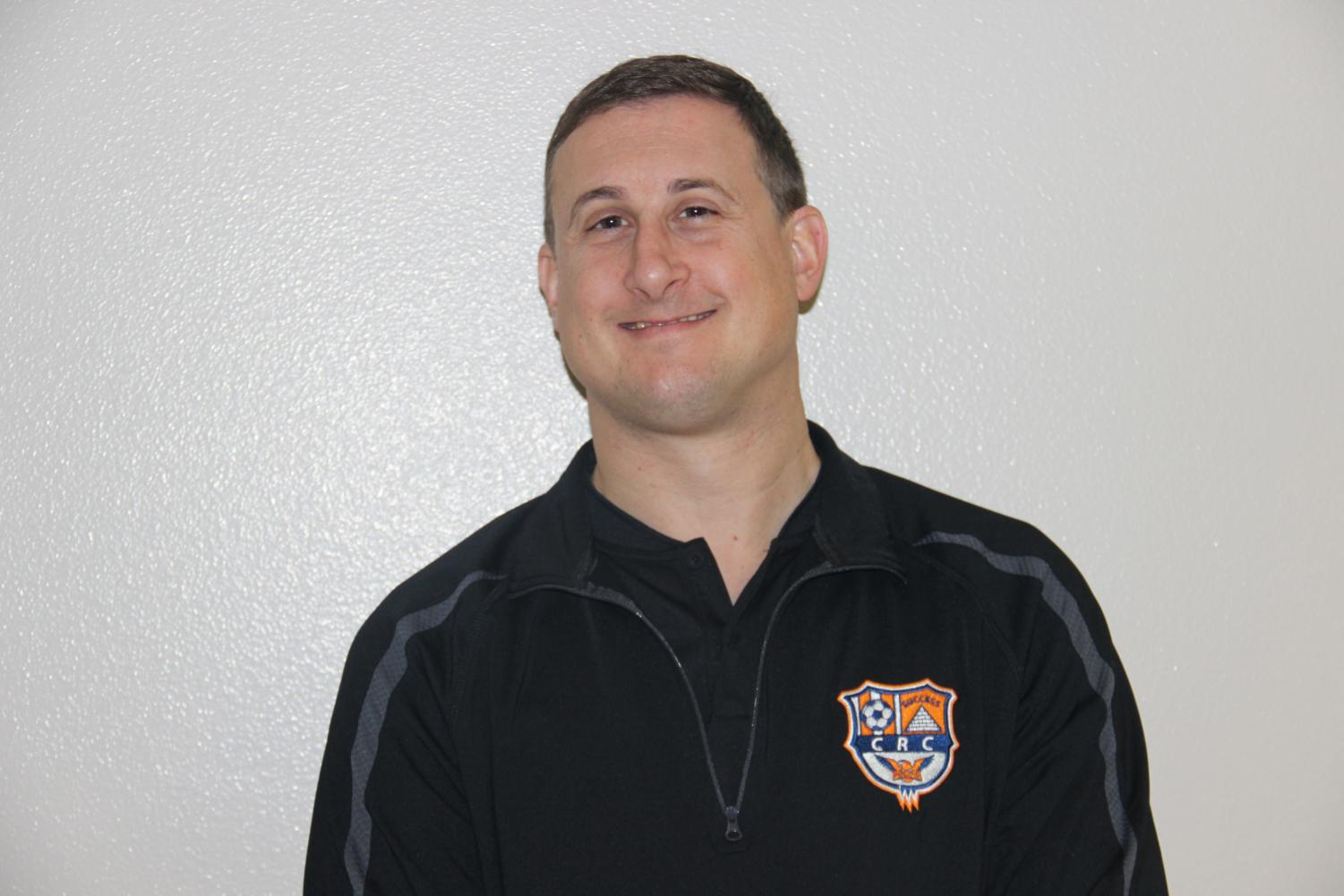 Matthew Wohl, Cosumnes River Hawks' athletic counselor, aims to meet with every student athlete to help them have a successful career. As a counselor, student athletes like freshman volleyball defensive specialist Ainsley Backman said he is understanding.