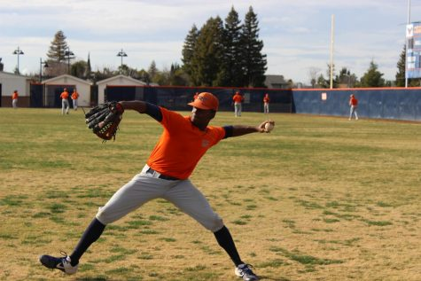 Baseball team opens season with shut out against Lassen