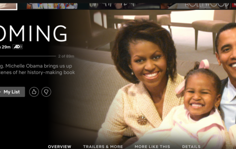 Michelle Obama tells her story in Netflix Documentary