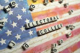 The electoral college system doesn't represent the people