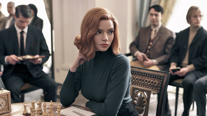 The Queens Gambit premiered to big praise on Netflix on Oct. 23. The show follows chess prodigy Beth Harmon, played by Anya Taylor-Joy, as she attempts to balance her search for success in the game with her personal issues.