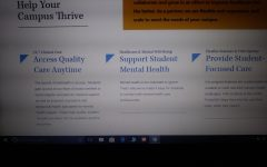 The webpage for Timely MD. Timely MD is a student resource discussed by Chancellor King and Director of Student Health and Wellness Dee Dee Gilliam, where students can access any medical or mental health issues they have.