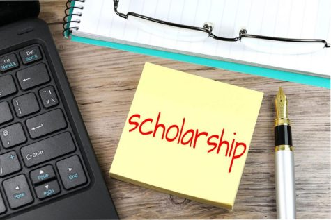 Scholarship season has already begun. Students don