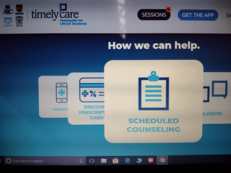 TimelyCare, a telehealth company, offers free medical and mental health care services to Los Rios students. Students can make an appointment over the phone, online or by any mobile device they have.