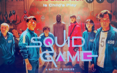A new popular Netflix show called Squid Game was released on Sept. 17. The series is about 456 contestants, who are in debt and they are placed in a game-show like setting to win a grand prize of 45.6 billion dollars.