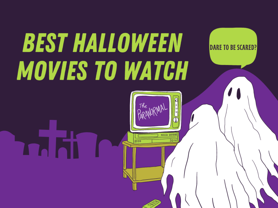 Top five movies to get into the Halloween spirit