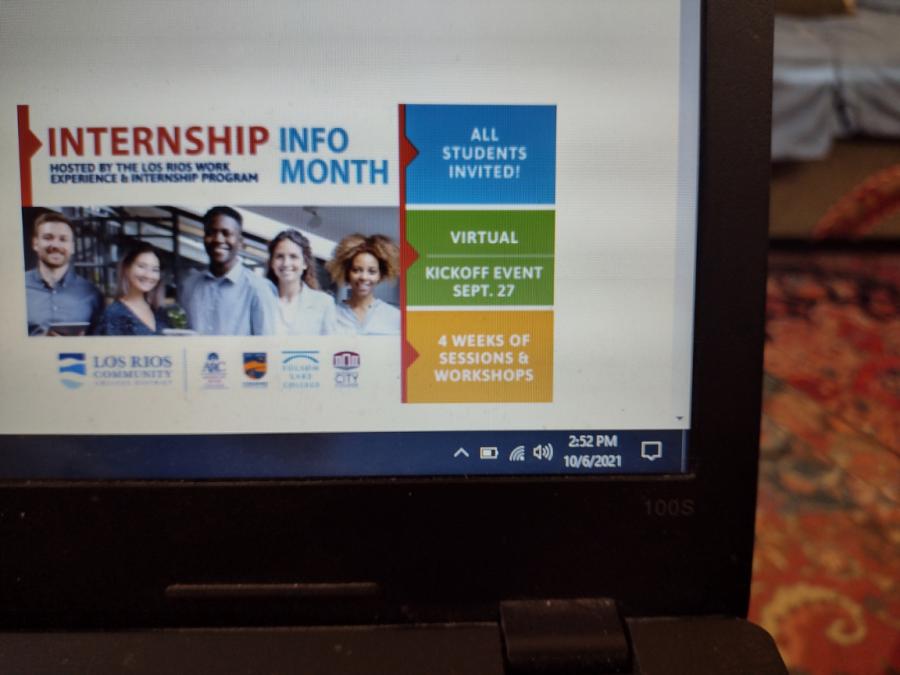 October marks the beginning of Internship Info Month